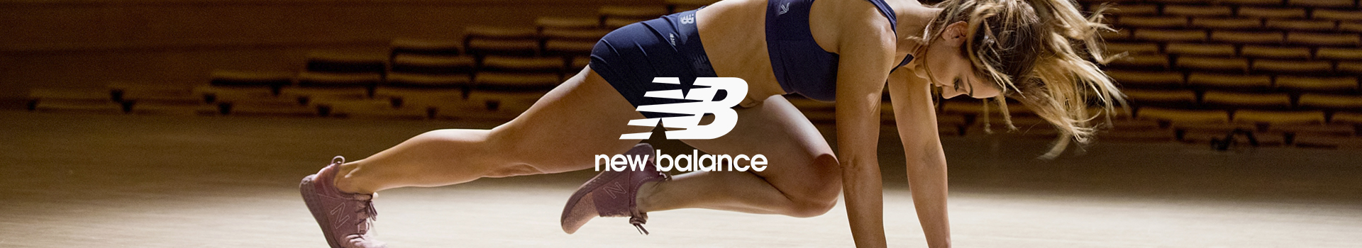 Banner New Balance